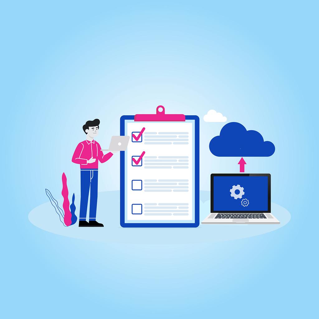 AWS cloud migration checklist