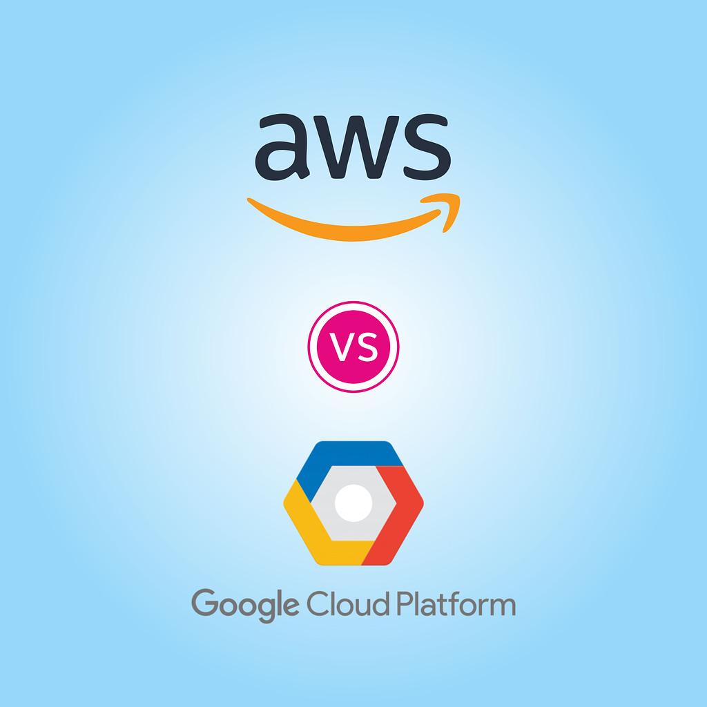 AWS Cloud Vs. Google Cloud 2021