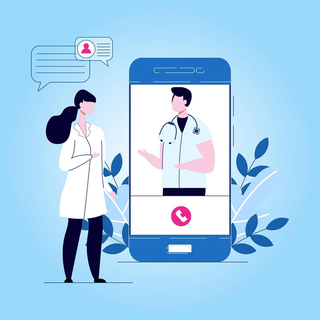 telemedicine application