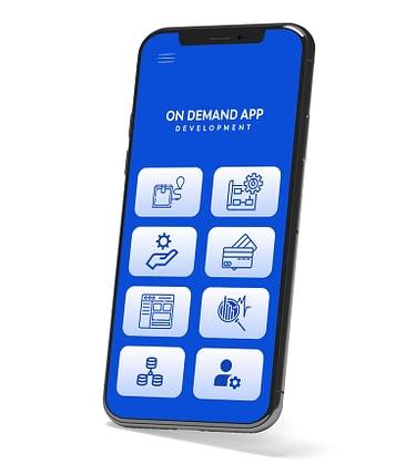 on demand app development services