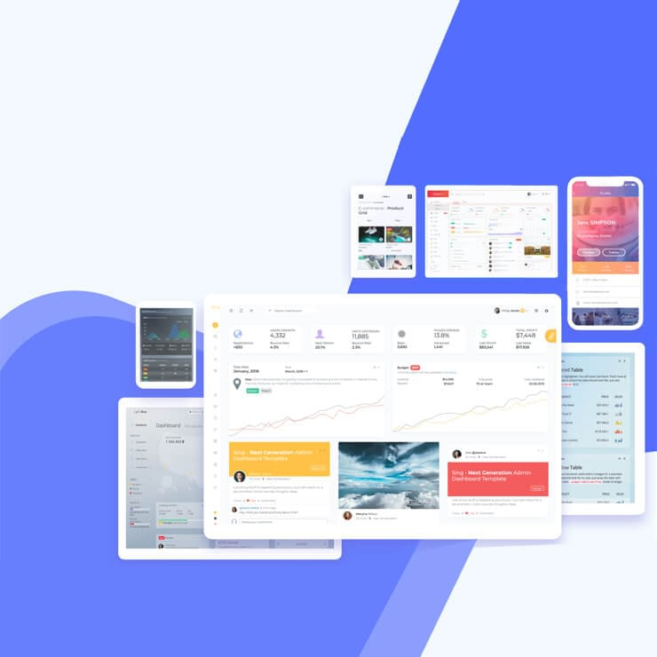 On Demand App & Dashboard