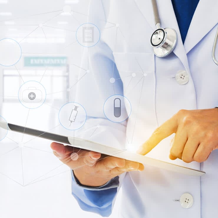 Health Provider Automation